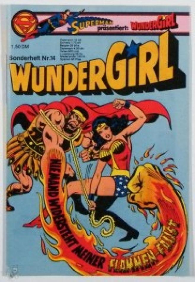 wundergirl 1983 heft 1