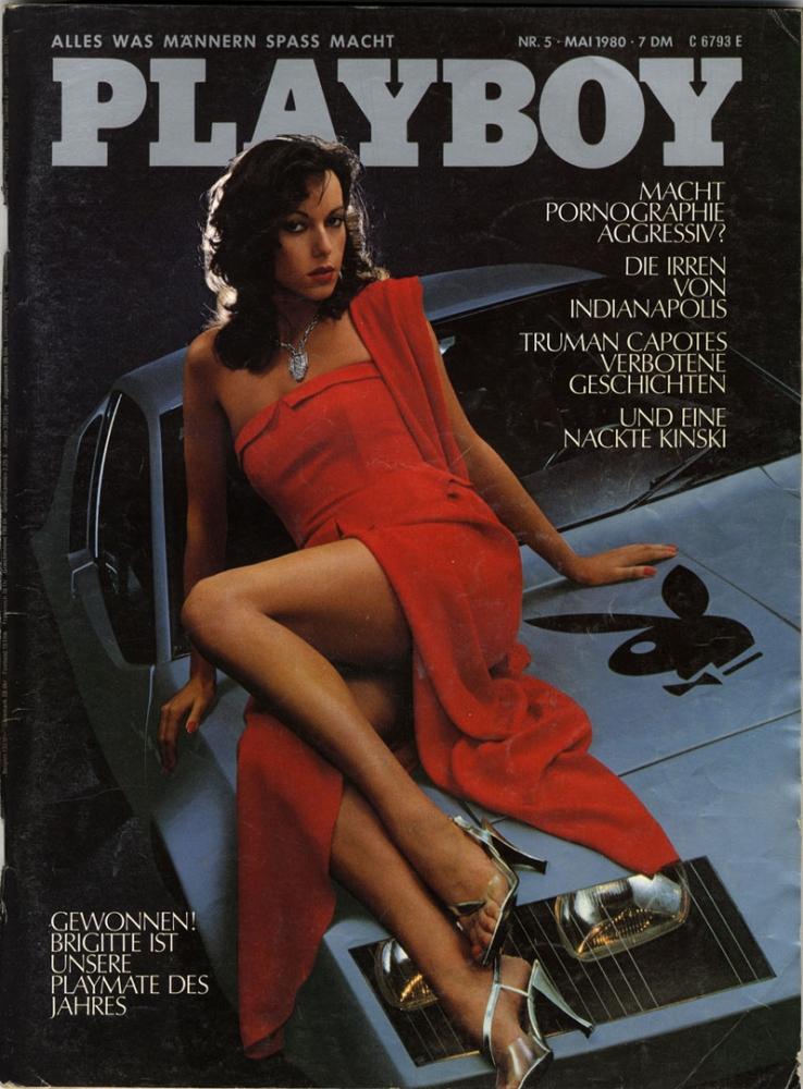 Playboy, Deutsch, 1980, Nr. 5, Männermagazin